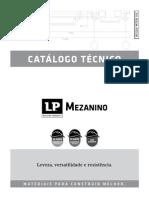 Catalogo Tecnico Mezanino