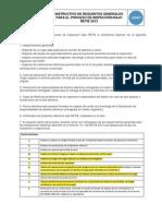 In-CC-GII-06 V01 Requerimientos Del Servicio de Inspección RETIE 2013