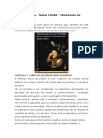 Resumo Do Livro de Paulo Freire Pedagogi Da Autonomia (1)