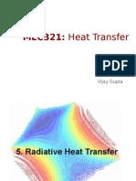 MEC321 5 Radiative Transfer.ppsx