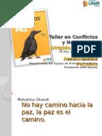 Taller en Conflictos y Negociación