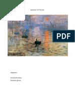 Impresión, Sol Naciente Monet