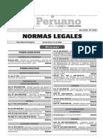 Boletín 24-07-2015 Normas Legales TodoDocumentos.info