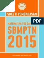Matematika TKD Saintek SBMPTN 2015