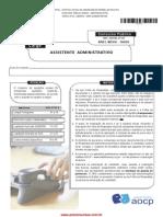 Assist_administrativo Prova i