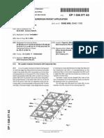 Patent EP1538277A3