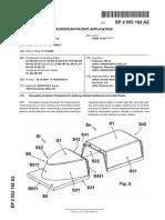 Patent EP2053182A2