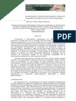 Obtención de biliproteínas de interés biotecnológico industrial