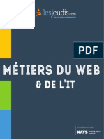 CareerBuilder Métiers Du Web Et de L'IT