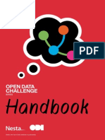Open Data Challenge Series Handbook