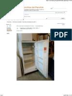 como hacer un ahumador con un refrigerador viejo