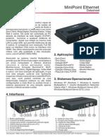 Datasheet MiniPoint Ethernet V1.4