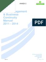 16. ITEM 11 Annex C Risk & BC Manual.
