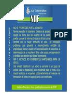 LAS+NIIF+Y+LOS+ACTIVOS+FIJOS