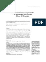 Fernando García-Leguizamón - Produccion de Nuevas Subjetividades en Movimientos Pentecostales. El Caso de Mampujan (2014)