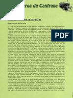 Canfranc - Ibon Ip - Collarada Rutas Pirineos 24k D+2.200m