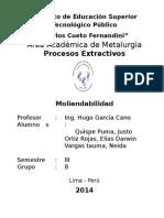 CARATULA - PROCESOS EXTRACTIVOS