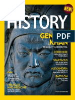 National Geographic History - Issue 3, 2015
