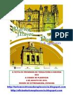 Martes Mayor de Plasencia 2015 Portuguese