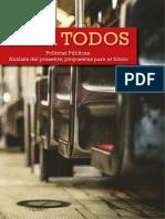 """Para Todos"" Ebook sobre Políticas Públicas"