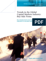 Trends in the Global Capital Markets Industry Buy-Side Firms[1]