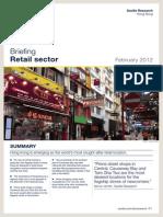 Savills Hong Kong Retail 2012 Feb