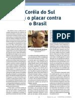 A Coreia Do Sul Virou o Placar Contra o Brasil