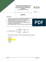 2012 - Verano Matematicas 0B Ingenierias 2da Evaluacion v0