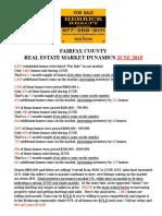 Market Dynamics - Fairfax JUN15