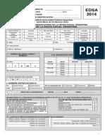 2014 Obs Cuestionario EDSA