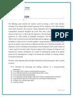 Internship Report on Jbl