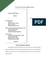 Walker v. Maryland FAC (Redaction)