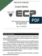 ECP Manual Controle de Acesso Conect Senha v1.0