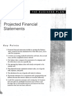 Projected Financials 20071004134727