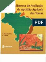 Sistema de Avaliação da Aptidão Agrícola das terras