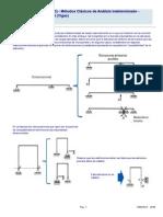 Análisis Estructural (S-05) - Métodos de La Flexibilidades (Una Redundante)
