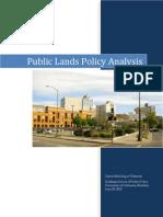 Carlos Villarreal - Public Lands APA - 6-18-15 - Final - Revised