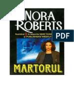 Nora Roberts - Martorul