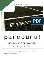 JornDijkstra PARCOURU Manuel de Grammaire Francaise Version1