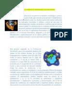 La Globalización en La Sociedad de La Información y El Conocimiento