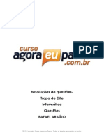 PDF AEP ResolucaodeQuestao TropadeElite Informatica RafaelAraujo