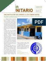 Boletín Comunitario 6