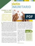 Boletín Comunitario 11