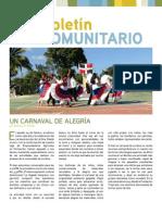 Boletín Comunitario 18