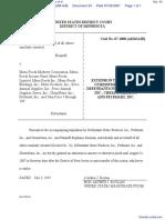 Rozman v. Menu Foods Midwest Corporation et al - Document No. 24