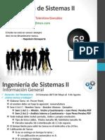 Ingeniería de Sistemas II