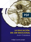 La Educacion Del Ser Emocional Juan Casassus