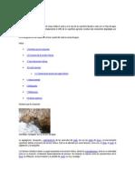 La Erosión Hídrica