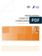 Franchising Code of Conduct Compliance Manual_0