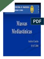 Massas Mediastinicas